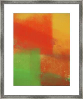 Undercover Framed Print by Dan Sproul