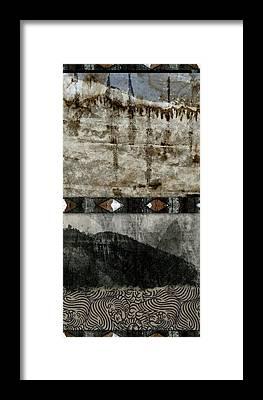 African Tiger Framed Prints