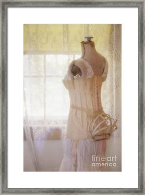 Undergarments Framed Print