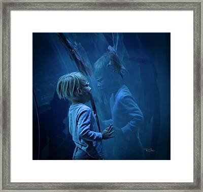 Underwater Dreams Framed Print