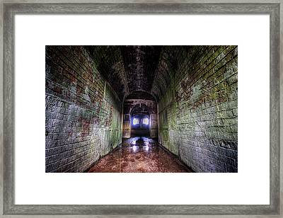 Underworld Framed Print