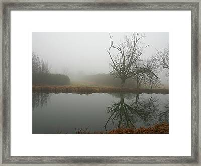 Underworld Guardian  Framed Print