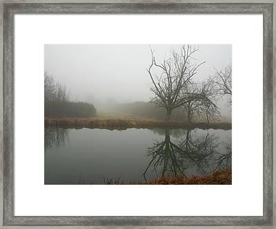 Underworld Guardian  Framed Print