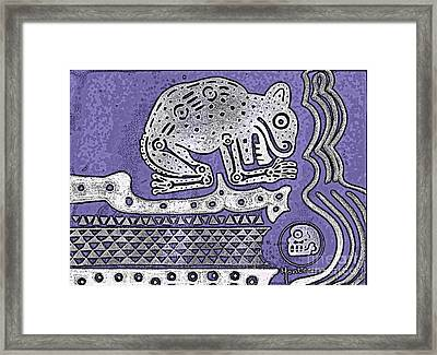 Underworld Framed Print