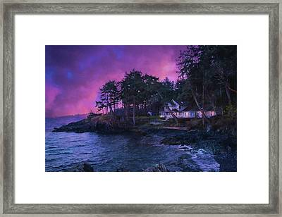Undreamed Shores - Chesapeake Art Framed Print