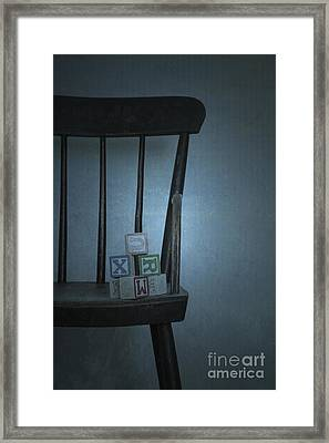 Une Mre Sous Influence Framed Print by Edward Fielding