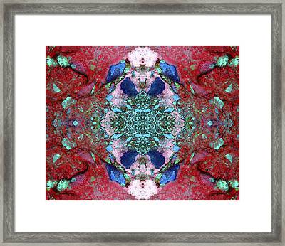 Unearthed Beauty Framed Print