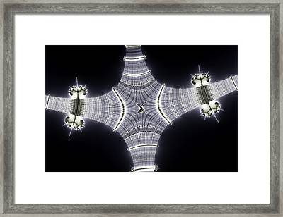 Unexpected Extrusions Framed Print