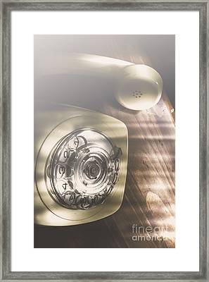 Unfinished Business Framed Print by Jorgo Photography - Wall Art Gallery
