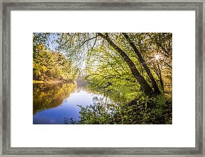 Unforgetable Framed Print by Debra and Dave Vanderlaan