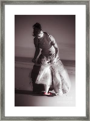 Unforgettable Family Memories Framed Print