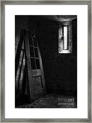 Unhinged Framed Print