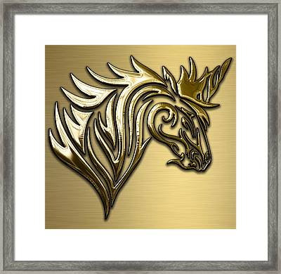 Unicorn Collection Framed Print