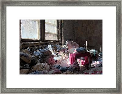 Uniformity Framed Print by Kevin Brett