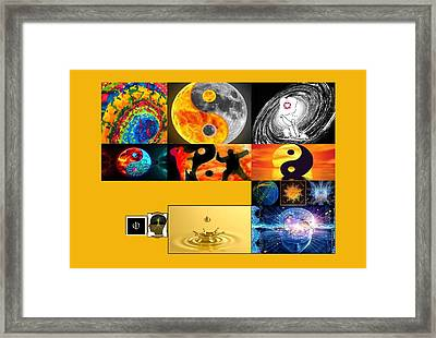 Unifying Framed Print