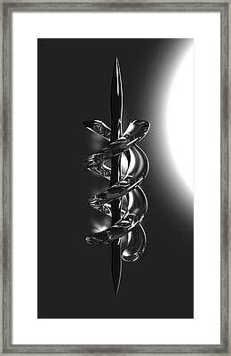 Union Framed Print by Andre Deherrera