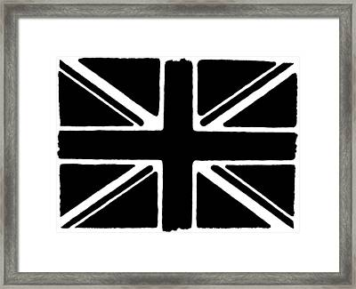 Union Flag Framed Print