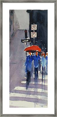 Union Square2 Framed Print by Tom Simmons