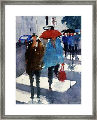 Union Square9 Framed Print by Tom Simmons
