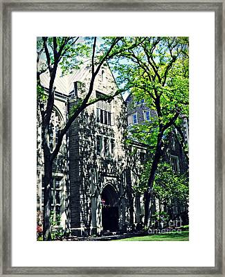 Union Theological Seminary 1 Framed Print