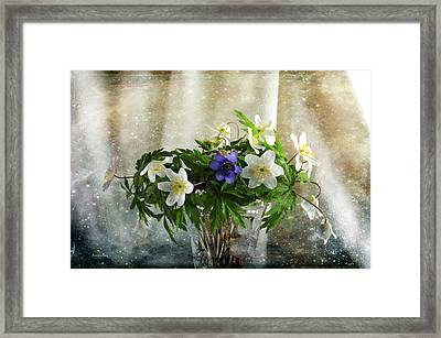 Unique And Cool Framed Print by Randi Grace Nilsberg
