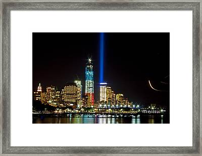 United Remembrance  Framed Print by Michael Murphy