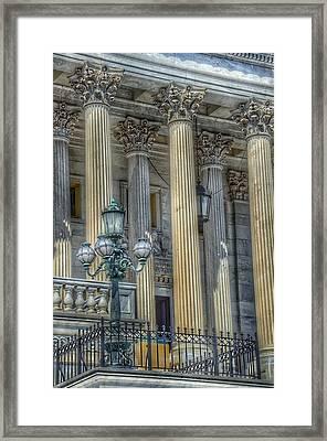 United States Capitol Framed Print