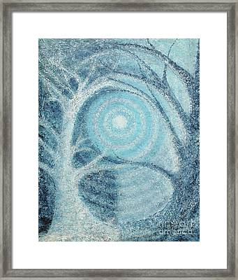 Framed Print featuring the painting Unity by Holly Carmichael