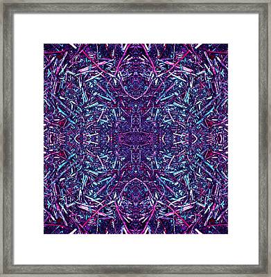 Universal Perfection Framed Print