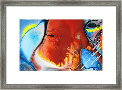 Universe Five Framed Print by David Raderstorf