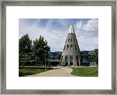 University Center Framed Print