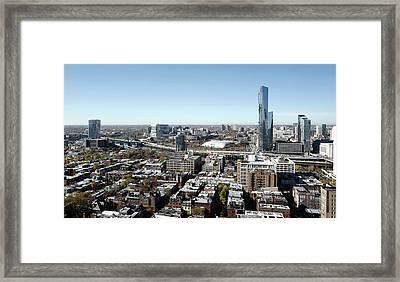 University City - Philadelphia Framed Print