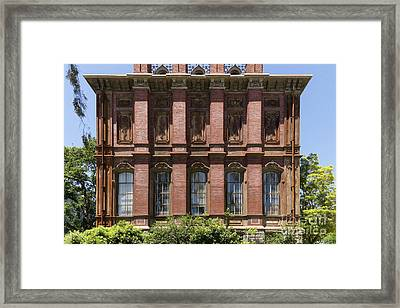 University Of California Berkeley Historic South Hall Dsc4051 Framed Print