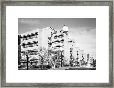 University Of California San Diego Engineering I Framed Print