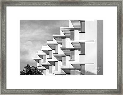 University Of California San Diego Engineering II Framed Print