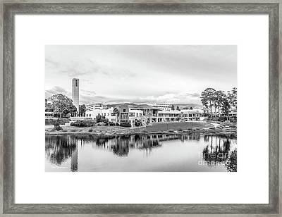 University Of California Santa Barbara  Framed Print