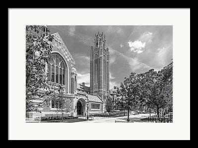 Seminary Framed Prints