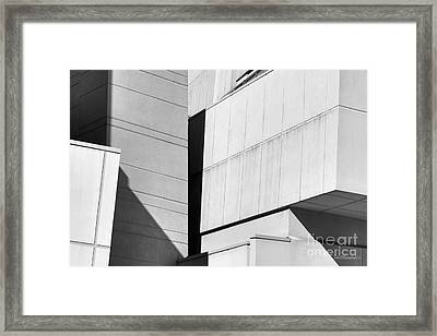 University Of Cincinnati  Framed Print by University Icons