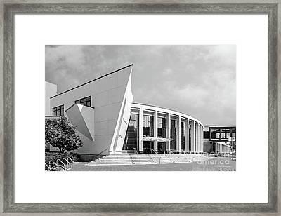 University Of Minnesota Regis Center For Art Framed Print