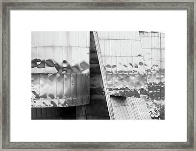 University Of Minnesota Weisman Art Museum Framed Print by University Icons