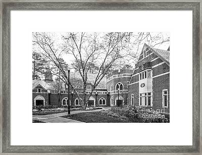 University Of Richmond School Of Law Framed Print