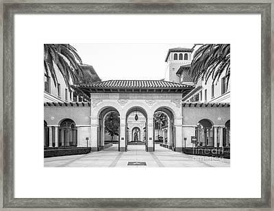 University Of Southern California Cinematic Arts Framed Print by University Icons