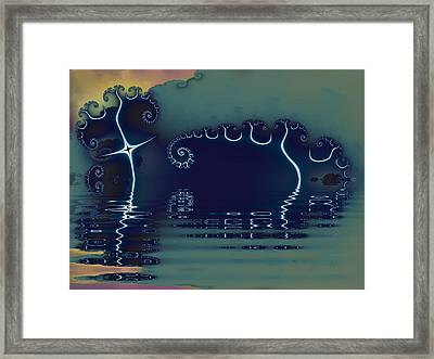 Unknow Framed Print