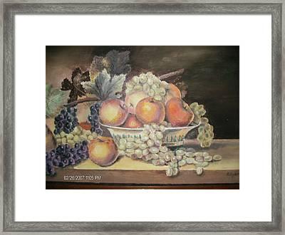 Unknown Framed Print by Anne-Elizabeth Whiteway
