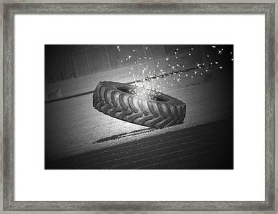 Unknown Portals Framed Print