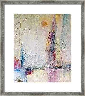 Sherbert Tales Framed Print by Gallery Messina