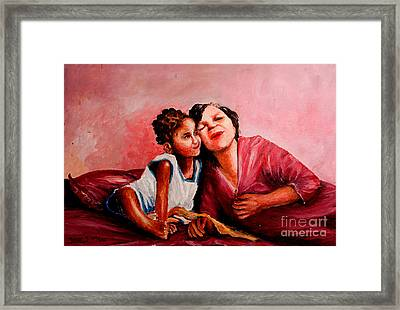 Unlimited Love Framed Print