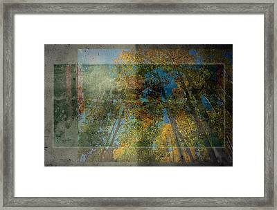 Unmanned Framed Print by Mark Ross