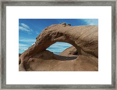 Unnamed Arch Framed Print