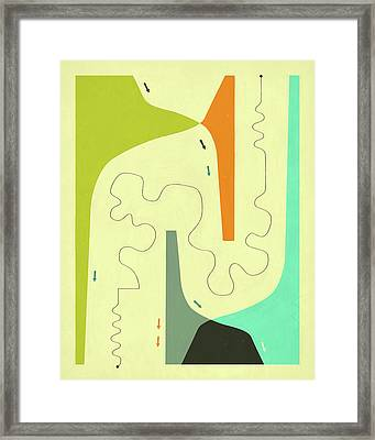 Unnatural Causes Framed Print